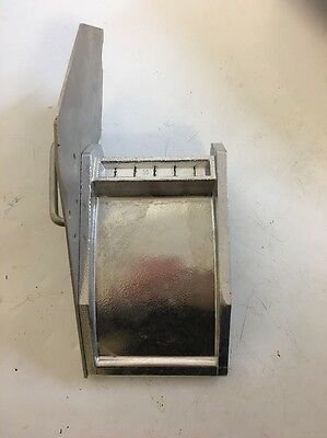 REDUCED!....Crypto / Electrolux Potato Chipper Blade RC12 /RC14 14mm .