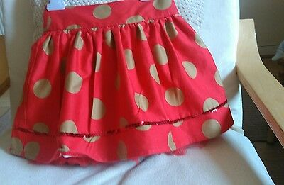 gorgeous little girls skirt age 4 years, Next