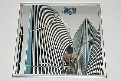 Vintage 1977 YES - 'Going For The One' Mirror - Promotional material
