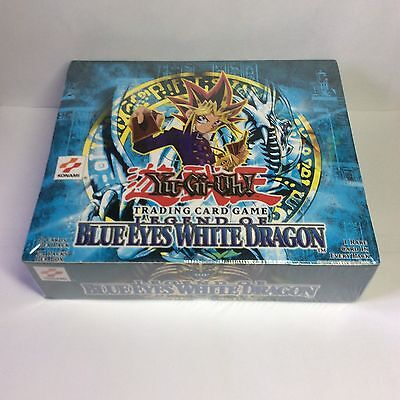 Yu-Gi-Oh! Legend Of Blue-Eyes White Dragon (LOB) Factory Sealed Booster Box