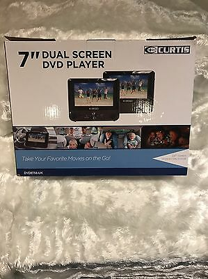 Curtis 8758 7inch Screen DVD Player