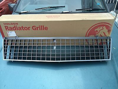 Holden Vc Commodore Front Grill Grille Genuine Gm Nos