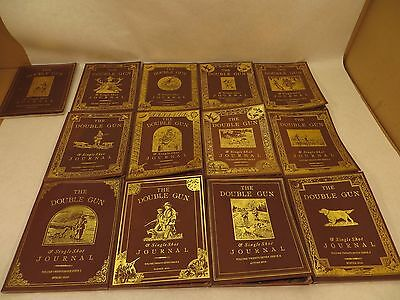 13 Issues The Double Gun Single Shot Journal 2014-15 16  2013 24th Anniversary