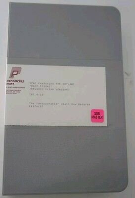 "Tupac 2Pac & Outlawz MASTER VIDEO TAPE ""Rare""  Made Figgaz"