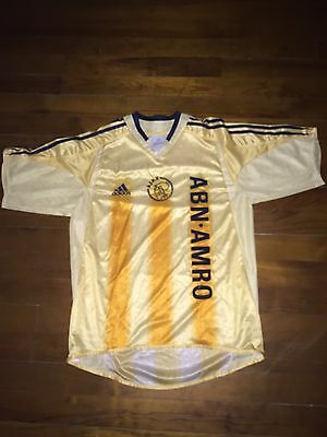 Maillot 2002 Ajax Amsterdam Taille S