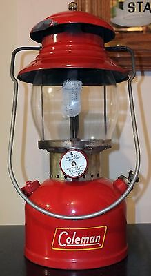 Coleman 200A Lantern, May 1960, Working Well