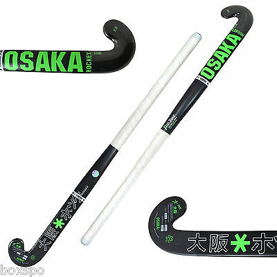 Osaka Pro Tour Low Bow 2015 Composite Outdoor Field Hockey Stick