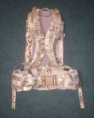 Mystery Ranch, NICE Frame, Multicam