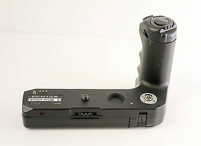 Pentax Winder ME II  For ME and ME Super Cameras