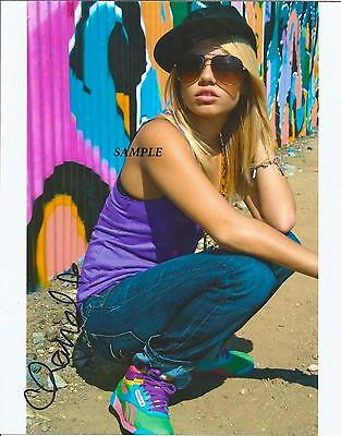 Chanel West Coast Reprint Autographed Signed Picture Photo 8X10 Collectible Rp