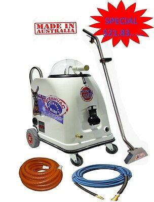 SteamVac Max 220 carpet cleaning equipment carpet steam cleaning machines