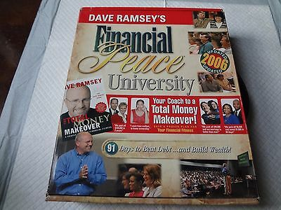 Dave Ramsey - Financial Peace University Kit (BRAND NEW - UNOPENED)