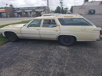 1973 Buick Other  1973 Buick Estate Wagon