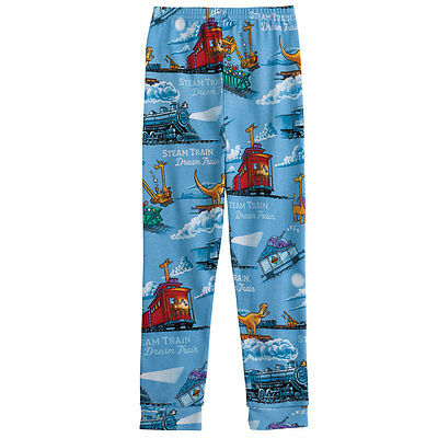 Steam Train, Dream Train - Two-Piece Kid's Pajamas