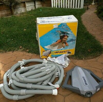 Polaris 165 Automatic Inground Pool Vacuum Cleaner / Zodiac 612000 Pressure Side