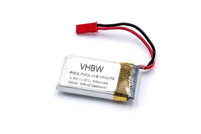 BATTERIE 700mAh pour Revell DIDP1100 - Ominus Quadcopter