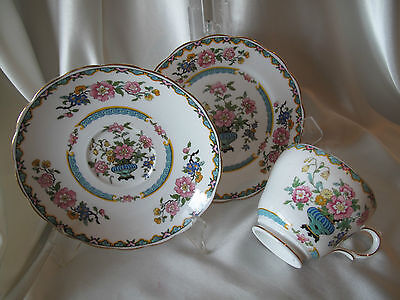 """Grosvenor  Trio In The Exotic """"wu Ting"""" Pattern No.9480"""