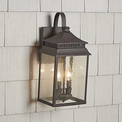 Briarfield 2-Light Outdoor Wall Lantern Birch Lane FREE SHIPPING (BRAND NEW)