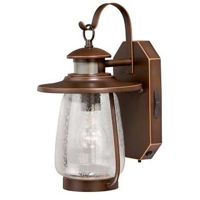 Ashford 1-Light Outdoor Wall Lantern Three Posts FREE SHIPPING (BRAND NEW)