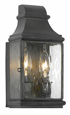 Thornville 2-Light Outdoor Wall Lantern Darby Home Co FREE SHIPPING (BRAND NEW)