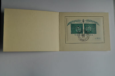 "Majadahonda ""Mota and Marin"" Booklet 1941 - Very rare!"