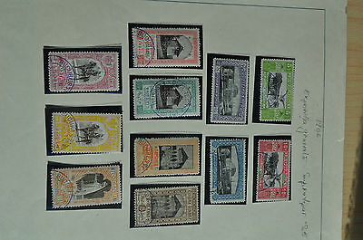 ROMANIA 1906 Jubilee Exhibition used with overprint SE - RARE!