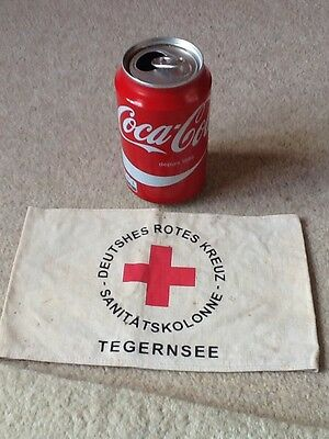 Ww2 German  Red Cross Armband