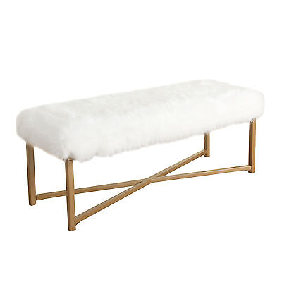 Fabric Storage Bedroom Bench Mercer41 FREE SHIPPING (BRAND NEW)