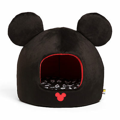 Mickey Mouse Dome Dog Bed Disney FREE SHIPPING (BRAND NEW)