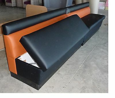 Booth, Bench, Sofa for Restaurant, cafe, pub, club, office, hotel, bar