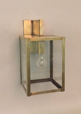 4400 Series 1-Light Wall Lantern Brass Traditions FREE SHIPPING (BRAND NEW)