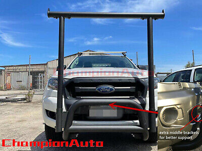 3''  stainless steel Ladder Rack / Sports Bar Extension L: 1500mm H: 120mm