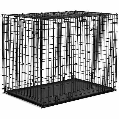 Solution Series Ginormous Pet Crate Midwest Homes For Pets FREE SHIPPING