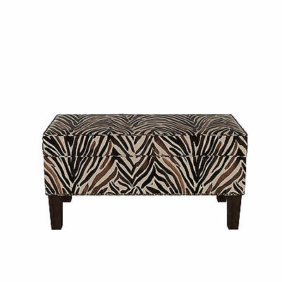 Santio Wood Storage Bedroom Bench World Menagerie FREE SHIPPING (BRAND NEW)
