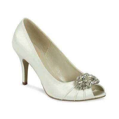 Tender Ivory - Wedding Shoes designed by Paradox London