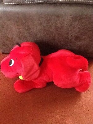 large 24 inch clifford the big red dog Soft Toy
