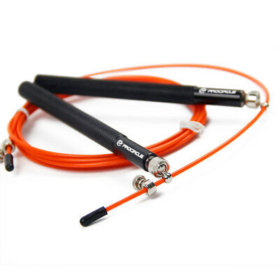 PROCIRCLE Speed Skipping Jump Rope Boxing Crossfit Home Gym Workout Fitness