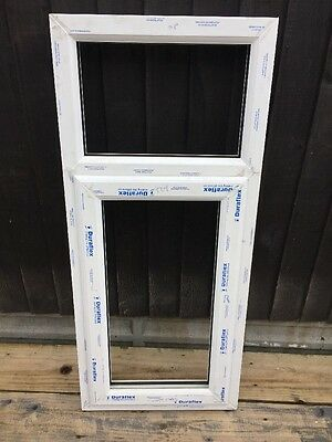 White UPVC Window Frame 540x1270