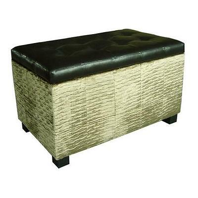 Fabric Storage Bedroom Bench ORE Furniture FREE SHIPPING (BRAND NEW)
