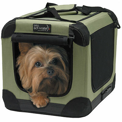 Model N2 Sof-Krate Pet Crate/Carrier Noz2Noz FREE SHIPPING (BRAND NEW)