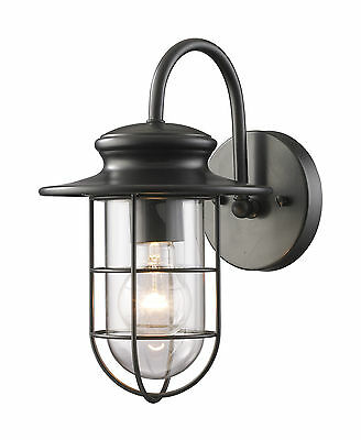 Portside 1-Light Outdoor Barn Light Elk Lighting FREE SHIPPING (BRAND NEW)