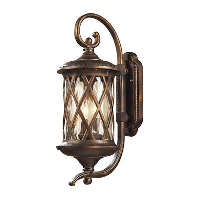 Barrington Gate 2-Light Outdoor Wall Lantern Elk Lighting FREE SHIPPING