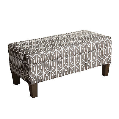 Coulston Upholstered Storage Entryway Bench Red Barrel Studio FREE SHIPPING