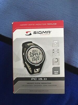 Montre Sport Sigma Pc 15.11