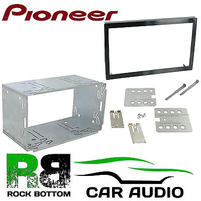 PIONEER AVH-X490DAB 100mm Replacement Double Din Car Stereo Radio Cage Kit