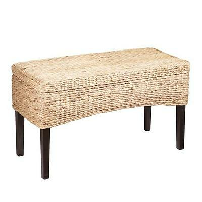 Norwich Hyacinth Storage Entryway Bench Beachcrest Home FREE SHIPPING