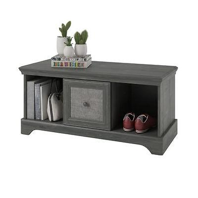 Middleton Wood Storage Entryway Bench August Grove FREE SHIPPING (BRAND NEW)