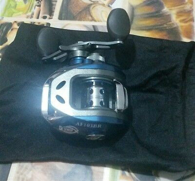 mulinello baitcasting right af103br 10+1 bb