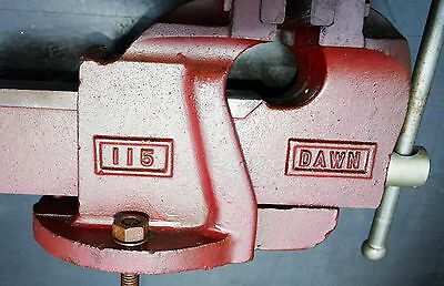 Dawn Engineers Workshop vice 115MM