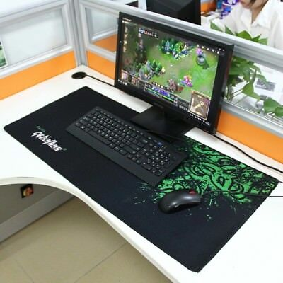 Tappetino Mouse Tastiera Pad Gaming 90 x 40 Extra Large per Videogame Goliathus